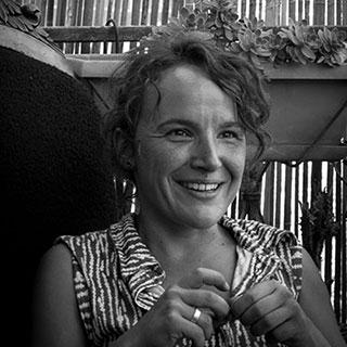 portrait Mélanie Salmon Bijoutière